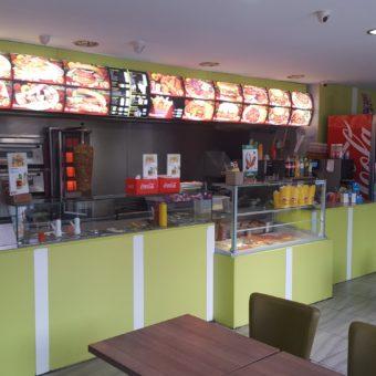 AMSTERDAM N. Lunchroom/Snackbar