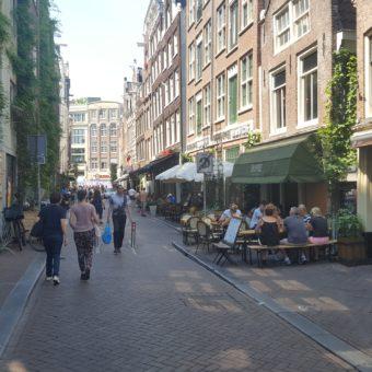 AMSTERDAM Reguliersdwarsstraat