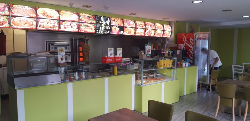 AMSTERDAM Snackbar