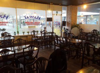 DEN HAAG Grillroom / Pizzeria